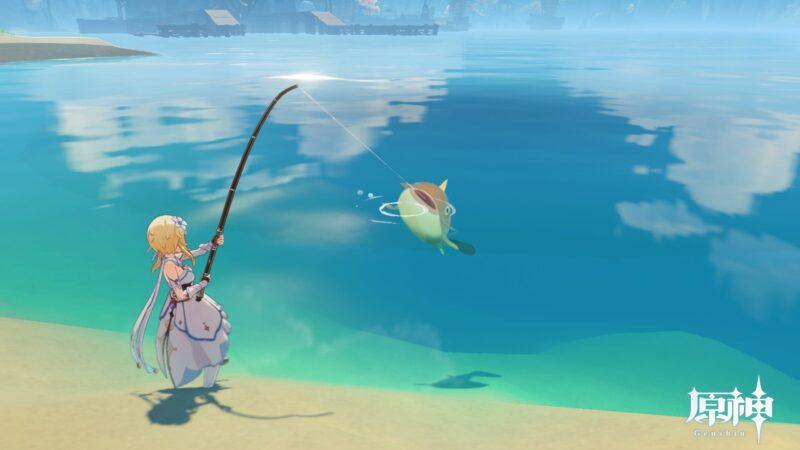 原神の観賞魚